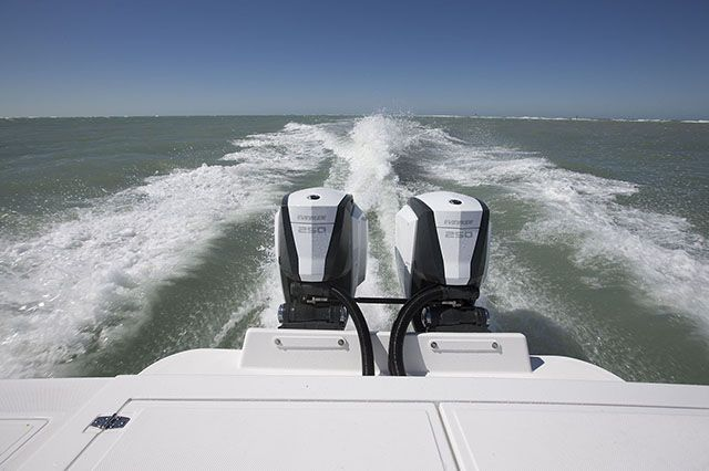 2016 Evinrude E250LHO in Oceanside, New York