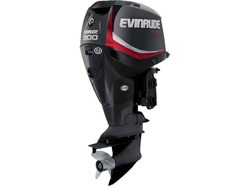 2016 Evinrude E300DGX in Sparks, Nevada