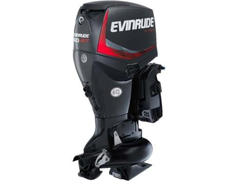 2016 Evinrude E-TEC Jet 60 hp in Roscoe, Illinois
