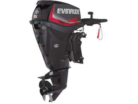 2016 Evinrude E15HTGX in Waxhaw, North Carolina