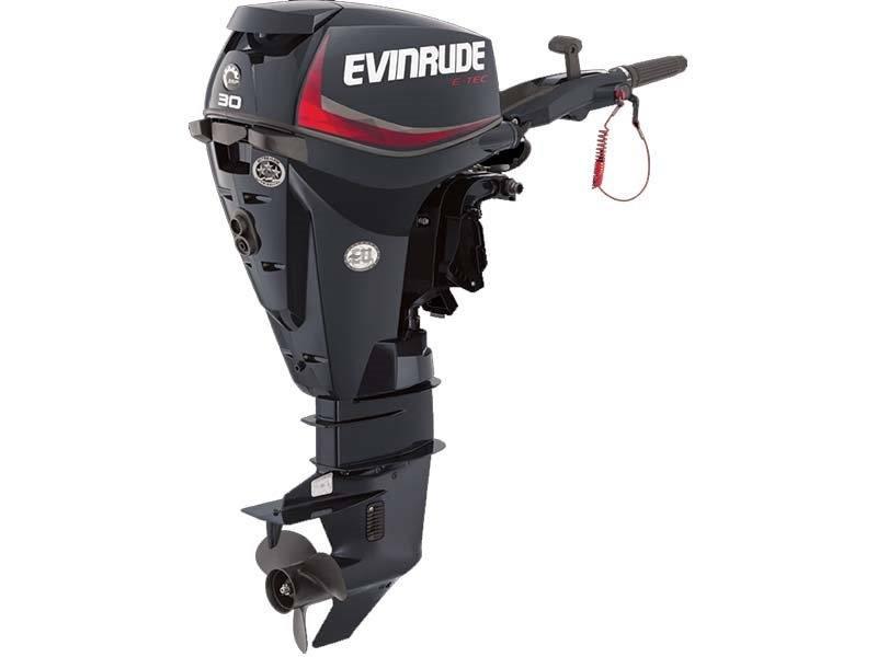 2016 Evinrude E30DRGL in Trego, Wisconsin