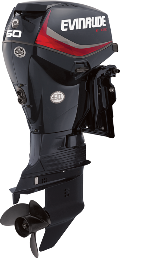 2016 Evinrude E50DGTL in Fort Worth, Texas