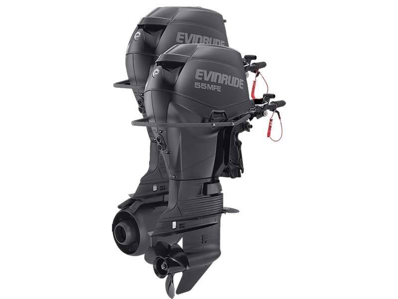 2016 Evinrude E55MRL in Roscoe, Illinois - Photo 1