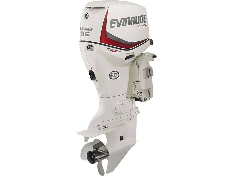 2016 Evinrude Pontoon E65SL in Fort Worth, Texas