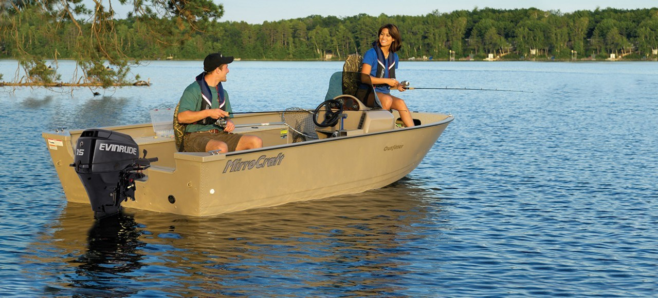 2017 Evinrude E10RGL4 in Mountain Home, Arkansas
