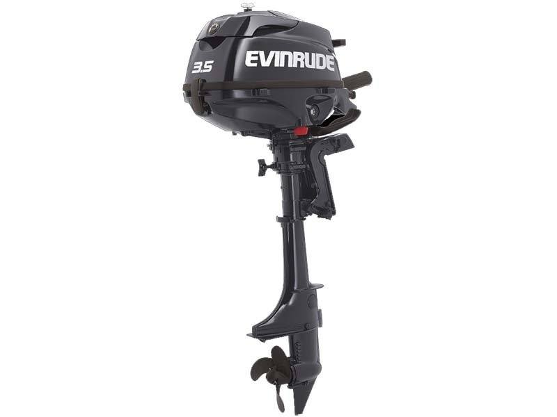 2017 Evinrude E3RG4 in Oceanside, New York