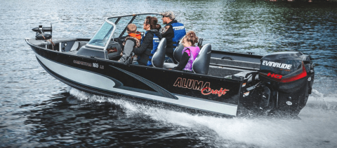 2017 Evinrude A115GHX HO in Oceanside, New York