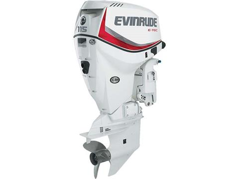 2017 Evinrude E115DPX in Eastland, Texas