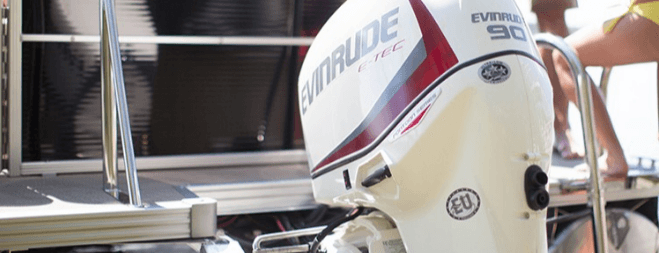 2017 Evinrude E115SNL in Oceanside, New York