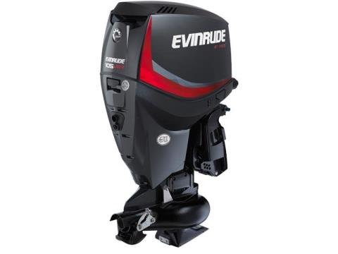 2017 Evinrude E105DJL in Freeport, Florida