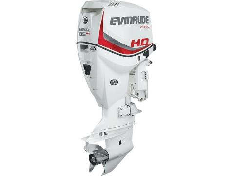 2017 Evinrude E135DHX HO in Freeport, Florida