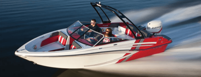 2017 Evinrude E150DCX in Black River Falls, Wisconsin