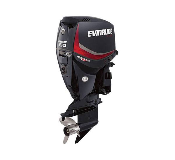 2017 Evinrude E150HGX HO in Sparks, Nevada