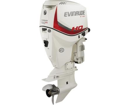 2017 Evinrude E150HSL HO in Freeport, Florida