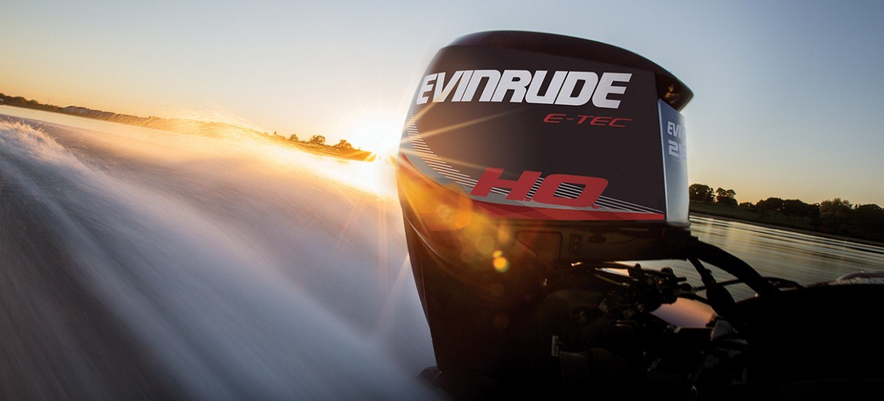 2017 Evinrude E200DHX HO in Eastland, Texas