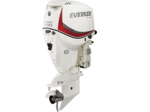 2017 Evinrude E200DPX in Freeport, Florida