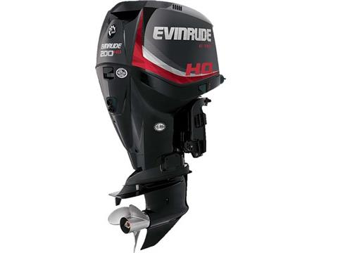 2017 Evinrude E200HGL HO in Eastland, Texas