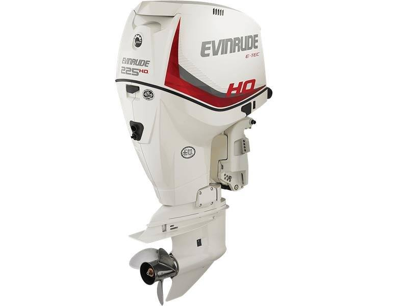 2017 Evinrude E225HSL in Oceanside, New York