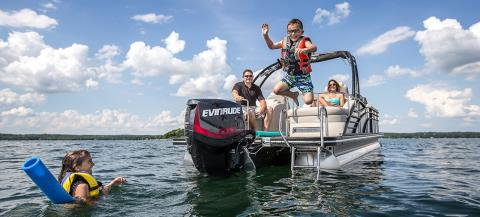 2017 Evinrude E250DPX in Oceanside, New York
