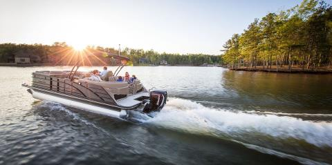 2017 Evinrude E-TEC G2 150 HO in Black River Falls, Wisconsin