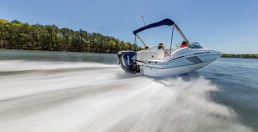 2017 Evinrude C200FX in Black River Falls, Wisconsin