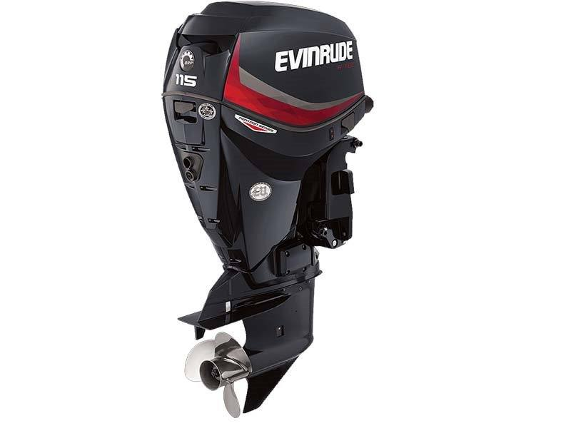 2017 Evinrude E115GNL in Oceanside, New York