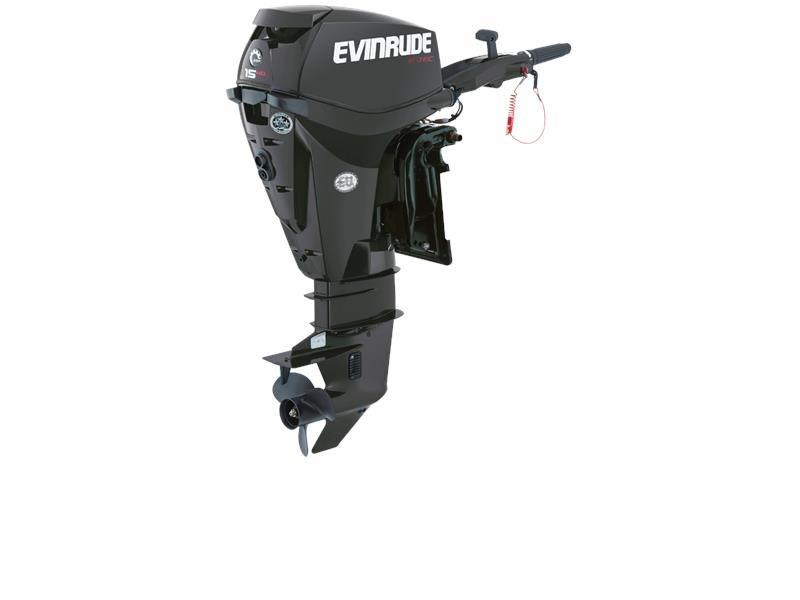 2017 Evinrude E15HPGL HO in Oceanside, New York