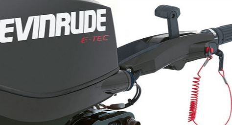 2017 Evinrude E15HPGL HO in Mountain Home, Arkansas