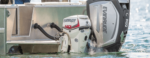 2017 Evinrude E15HPSL HO in Black River Falls, Wisconsin