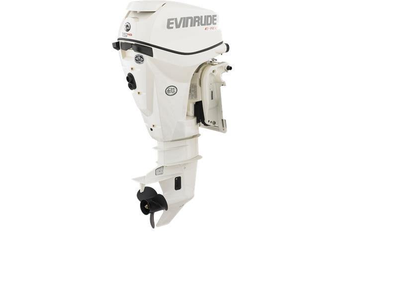 2017 Evinrude E15HPSX HO in Mountain Home, Arkansas