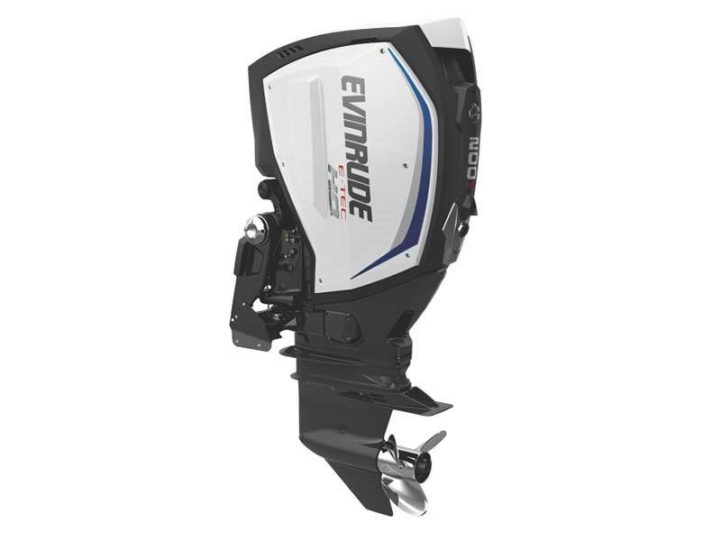 2017 Evinrude E-TEC G2 200 HO in Oceanside, New York