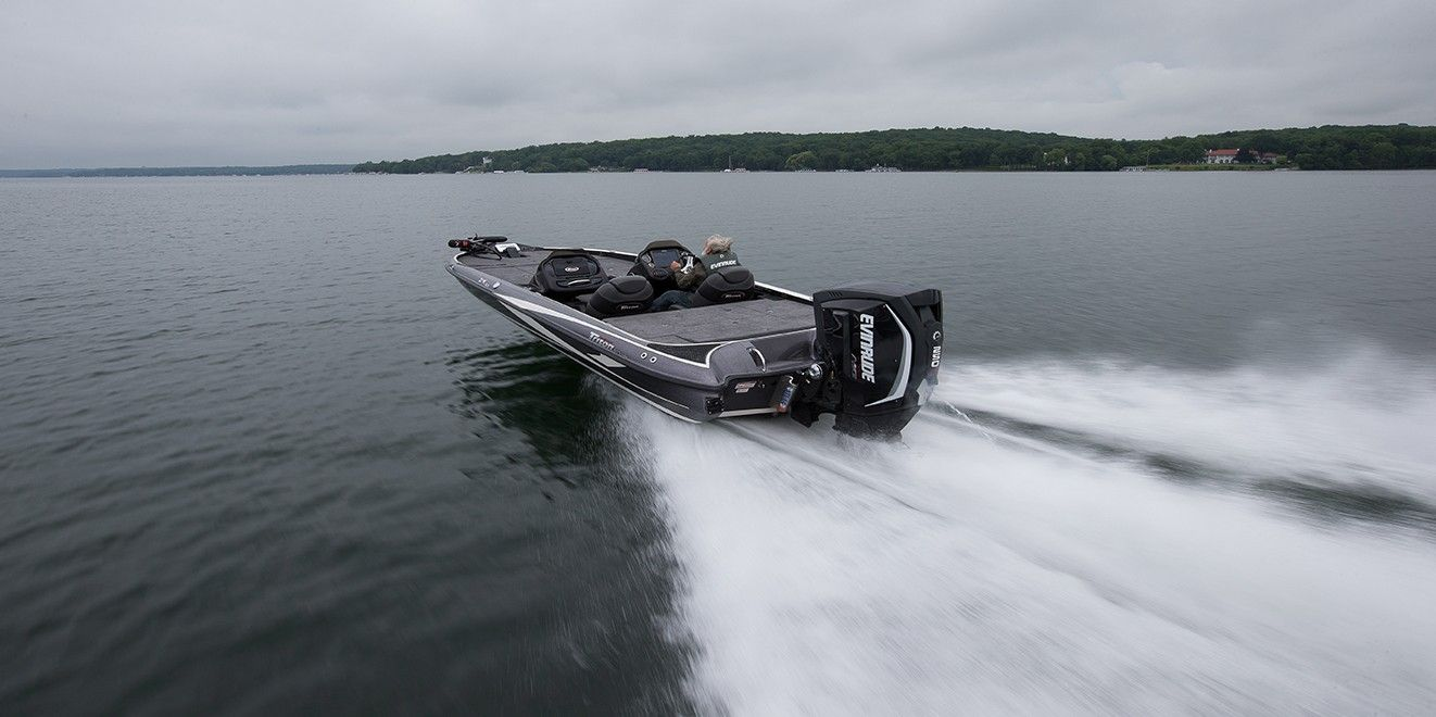2017 Evinrude E-TEC G2 225 HP in Mountain Home, Arkansas