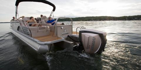 2017 Evinrude E-TEC G2 300 HP in Black River Falls, Wisconsin