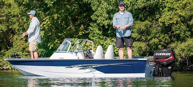 2017 Evinrude E40DGTL in Oceanside, New York