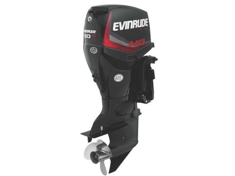 2017 Evinrude E60HGX in Freeport, Florida