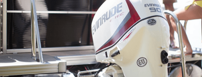 2017 Evinrude E65SNL in Oceanside, New York