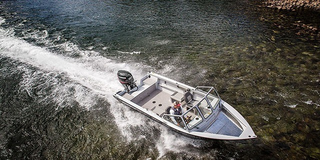 2017 Evinrude E90DGX in Eastland, Texas