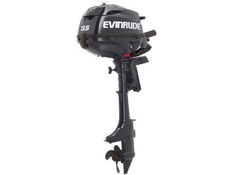 Evinrude Portable 3.5 HP (E3RG4) in Lafayette, Louisiana - Photo 1