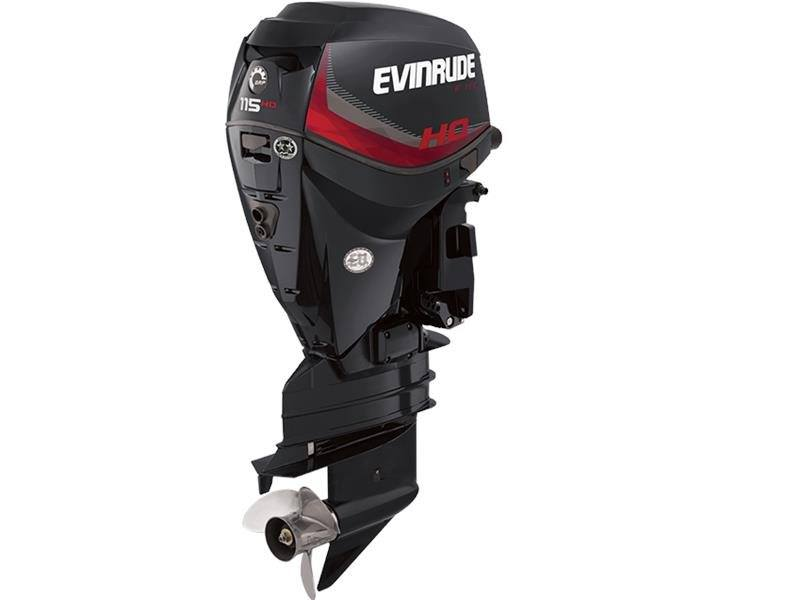 Evinrude E-TEC 115 HO (A115GHL) in Norfolk, Virginia - Photo 1
