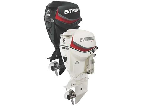 2018 Evinrude E115DGX in Black River Falls, Wisconsin