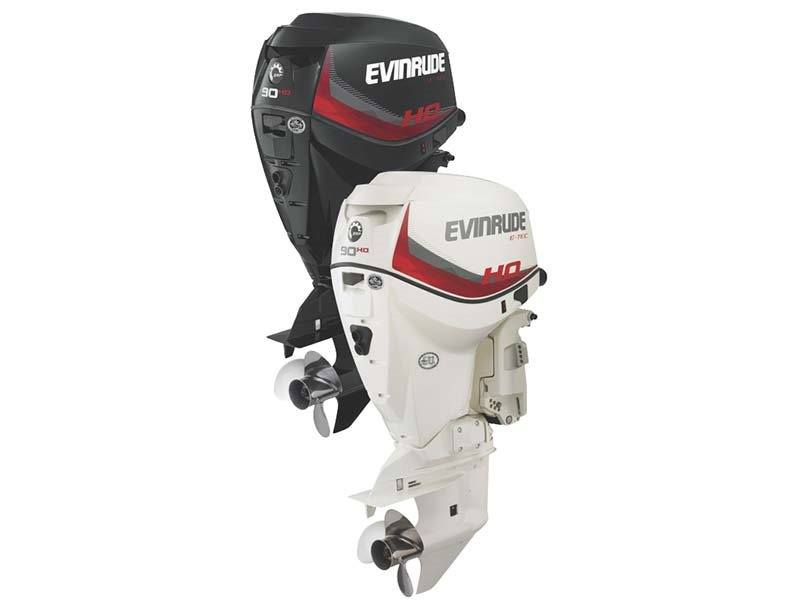 2018 Evinrude E90HGL in Mountain Home, Arkansas