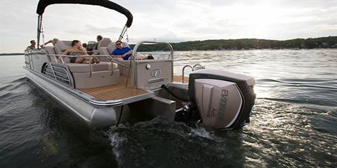 2018 Evinrude E-TEC G2 225 HP in Black River Falls, Wisconsin