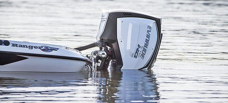 New 2018 Evinrude E-TEC G2 250 HO (E250LH) Boat Engines in