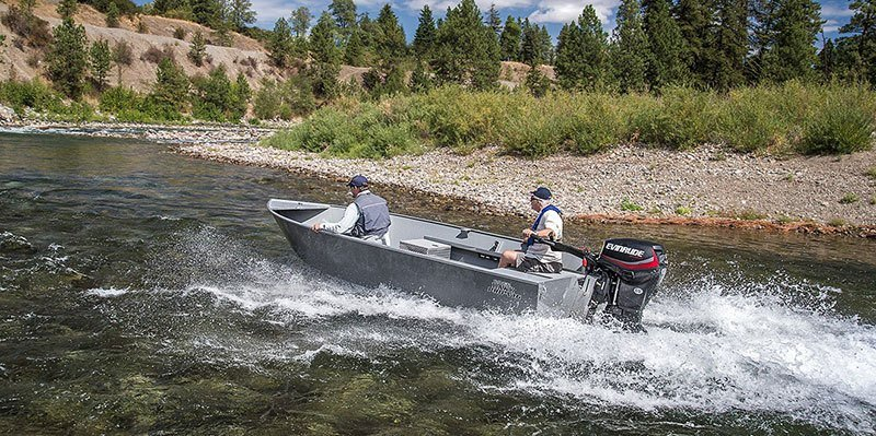 2018 Evinrude E105DJL in Black River Falls, Wisconsin
