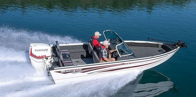 2018 Evinrude E135DHX HO in Black River Falls, Wisconsin