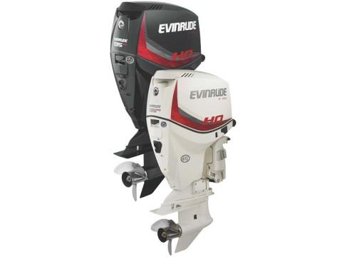 2018 Evinrude E135HGX HO in Black River Falls, Wisconsin