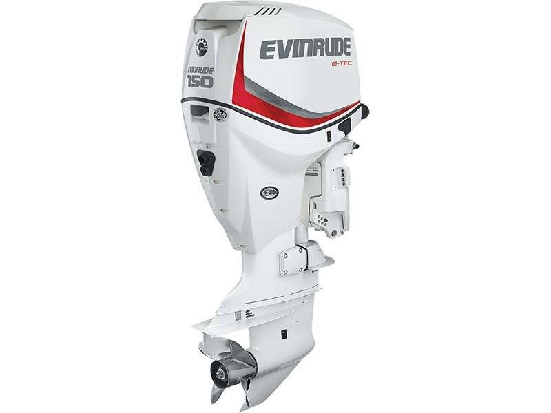 2018 Evinrude E150DSL in Black River Falls, Wisconsin