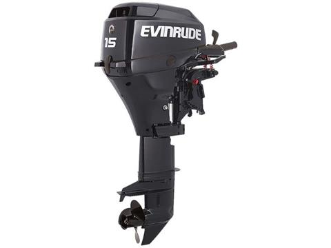 2018 Evinrude E15RG4 in Memphis, Tennessee - Photo 1