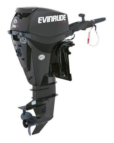 2018 Evinrude E15HPGL HO in Black River Falls, Wisconsin