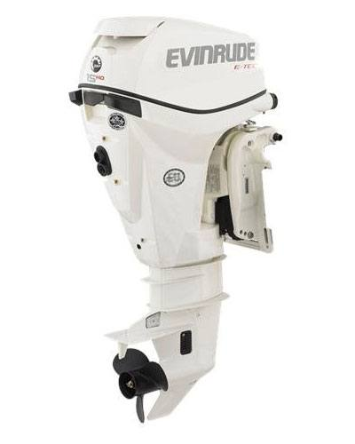 2018 Evinrude E15HPSL HO in Oceanside, New York